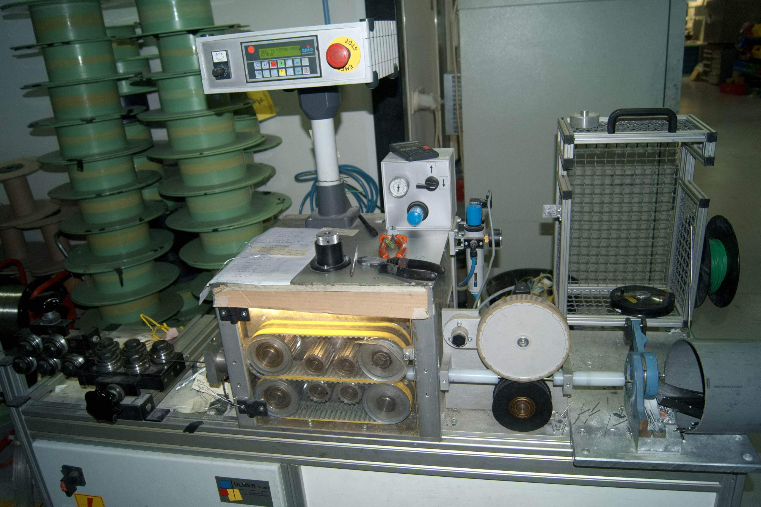 MACHINERIE SFINT THERMOCOUPLE TRESCAL